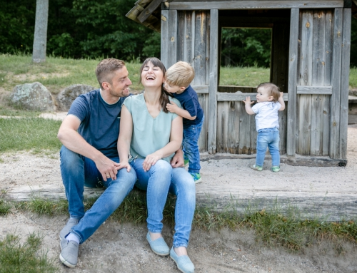 Lustiges Familien-Shooting Nr. 2